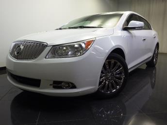 2011 Buick LaCrosse - 1240016496