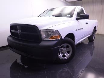 2012 Dodge Ram 1500 - 1240016786