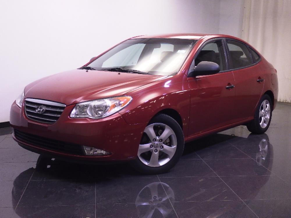 2009 Hyundai Elantra - 1240017101