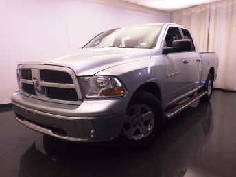 2012 Dodge Ram 1500 - 1240017135