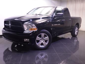 2012 Dodge Ram 1500 - 1240017153