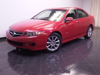 2007 Acura TSX - 1240017262