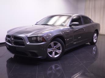2012 Dodge Charger - 1240017315