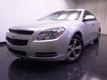 2012 Chevrolet Malibu - 1240017317
