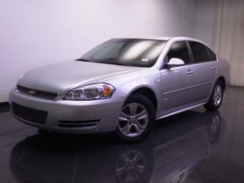 2012 Chevrolet Impala - 1240017334