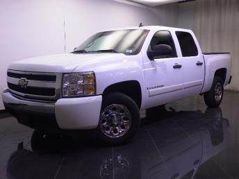 2008 Chevrolet Silverado 1500 - 1240017433
