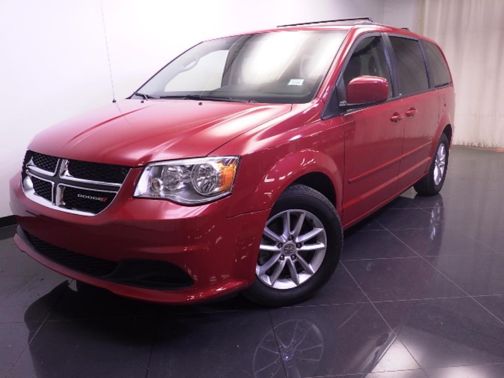 2013 Dodge Grand Caravan - 1240017466