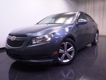 2012 Chevrolet Cruze - 1240017538