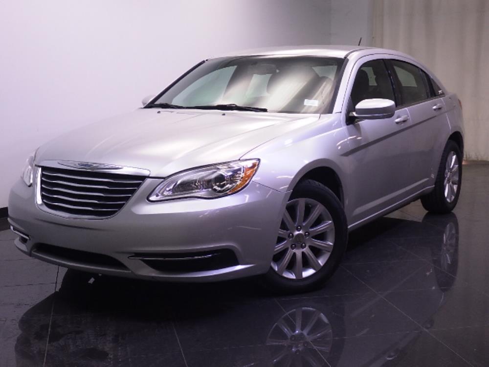 2012 Chrysler 200 - 1240017653