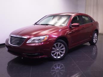 2012 Chrysler 200 - 1240017722