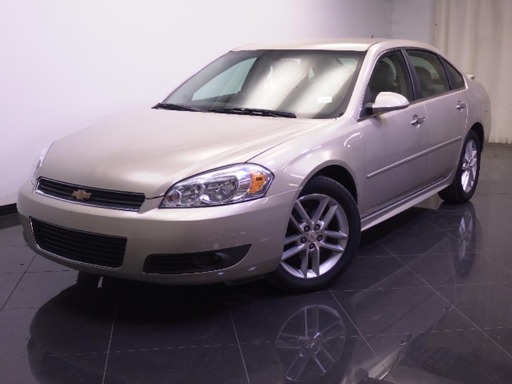2011 Chevrolet Impala - 1240017989