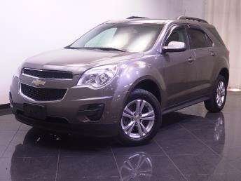 2011 Chevrolet Equinox - 1240018007
