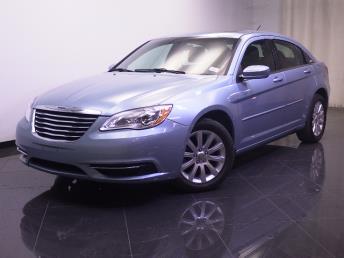 2012 Chrysler 200 - 1240018033