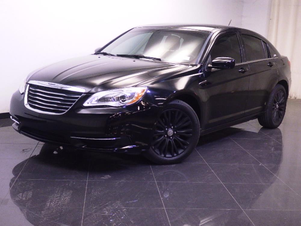 2012 Chrysler 200 - 1240018044