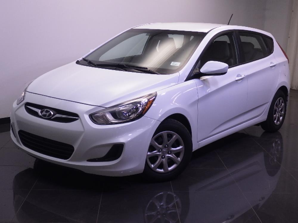 2014 Hyundai Accent - 1240018081