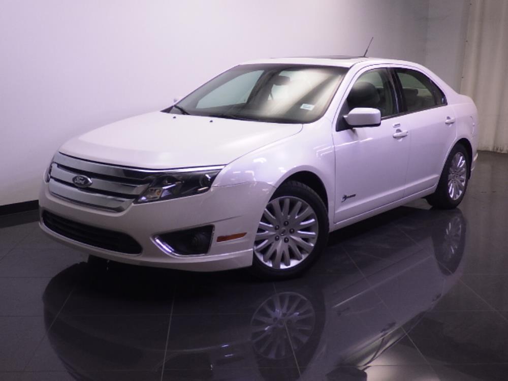 2010 Ford Fusion Hybrid - 1240018220