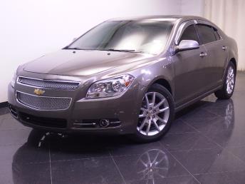 2012 Chevrolet Malibu - 1240018292