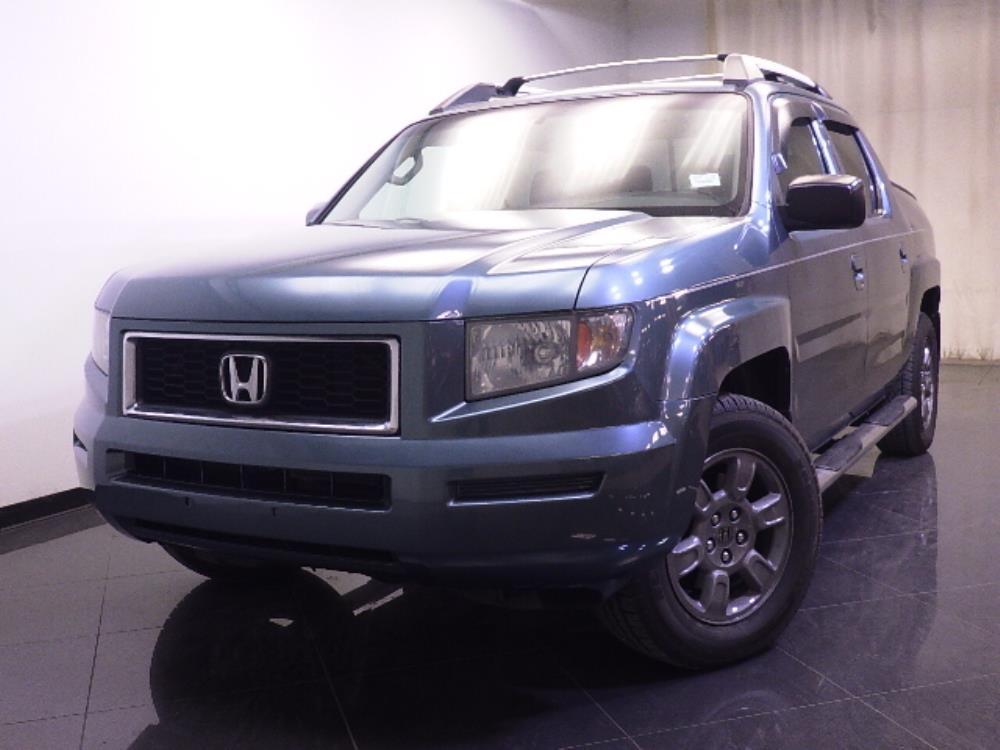 2007 Honda Ridgeline - 1240018303