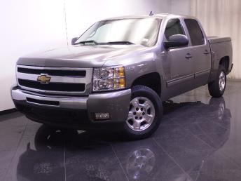 2009 Chevrolet Silverado 1500 - 1240018347