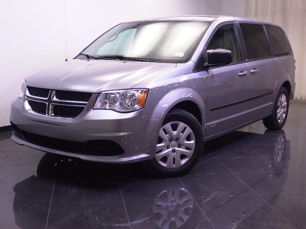 2014 Dodge Grand Caravan - 1240018370