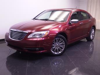 2012 Chrysler 200 - 1240018415