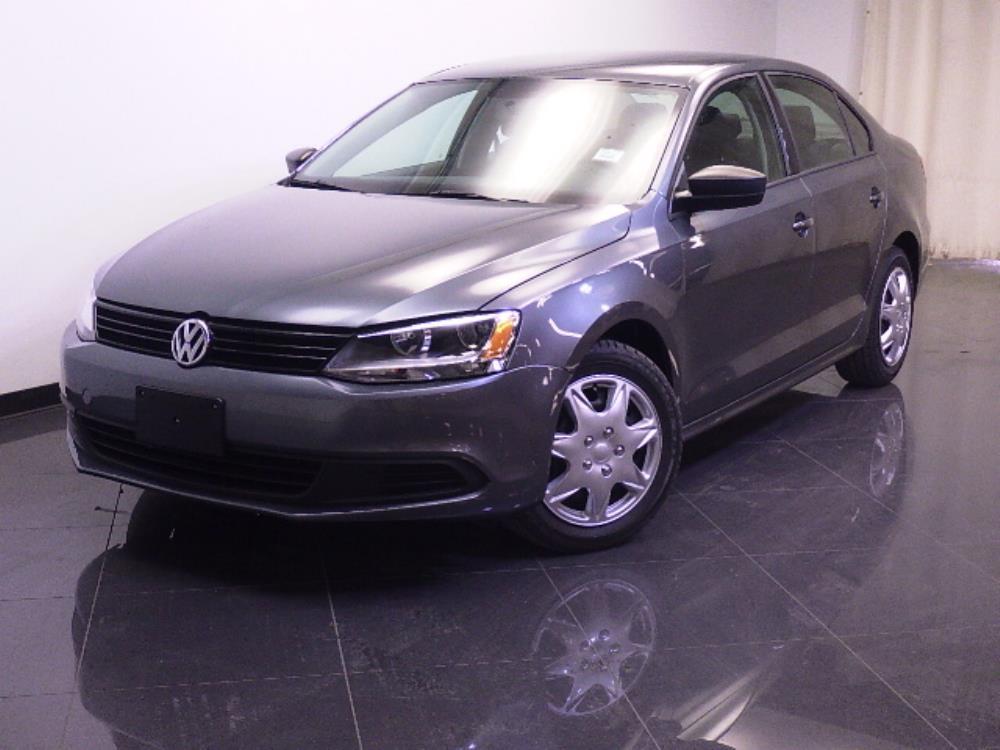 2012 Volkswagen Jetta - 1240018468