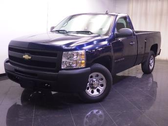 2009 Chevrolet Silverado 1500 - 1240018591