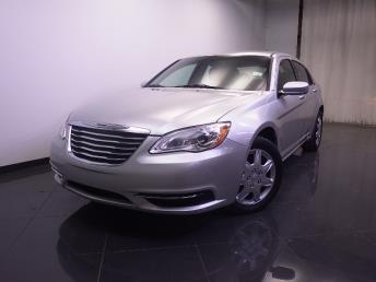2012 Chrysler 200 - 1240018614