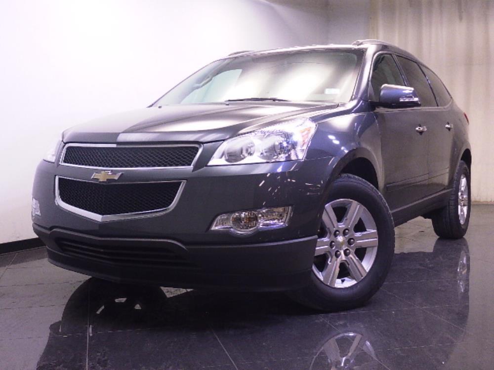2012 Chevrolet Traverse - 1240018712