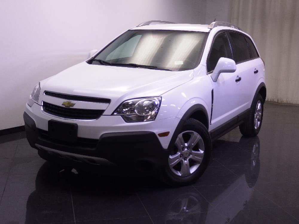 2014 Chevrolet Captiva Sport - 1240018797