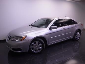 2012 Chrysler 200 - 1240018869