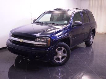 2007 Chevrolet TrailBlazer - 1240018915