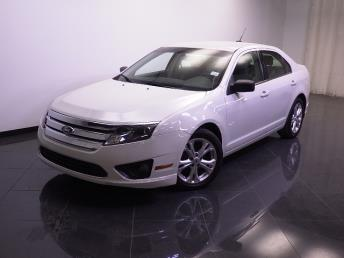 2012 Ford Fusion - 1240019015