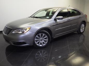 2013 Chrysler 200 - 1240019110