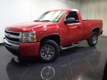 2010 Chevrolet Silverado 1500 - 1240019119