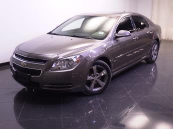2012 Chevrolet Malibu - 1240019169