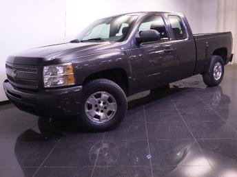 2010 Chevrolet Silverado 1500 - 1240019186
