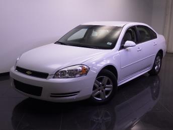2011 Chevrolet Impala - 1240019240