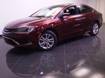 2015 Chrysler 200 - 1240019264