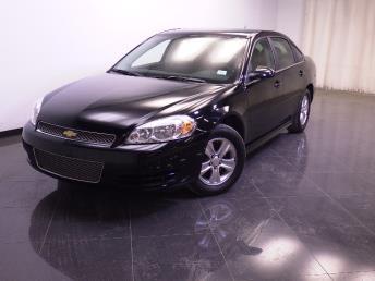2014 Chevrolet Impala Limited - 1240019353