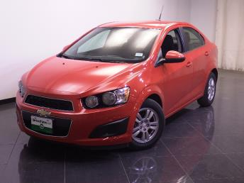 2012 Chevrolet Sonic - 1240019358