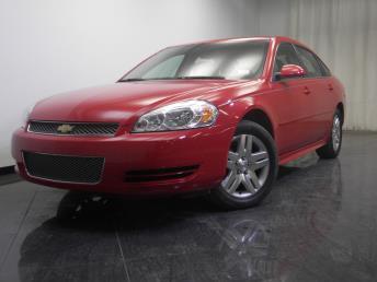 2013 Chevrolet Impala - 1240019385