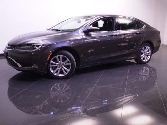 2015 Chrysler 200 - 1240019470