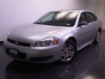 2011 Chevrolet Impala - 1240019561