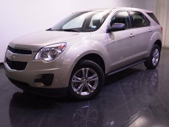 2011 Chevrolet Equinox - 1240019642