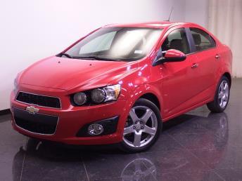 2015 Chevrolet Sonic - 1240019647