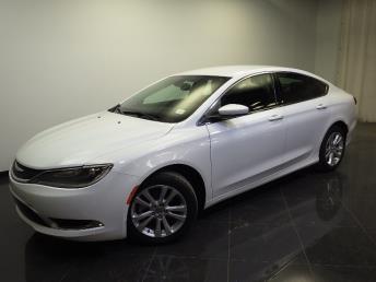 2015 Chrysler 200 - 1240019663