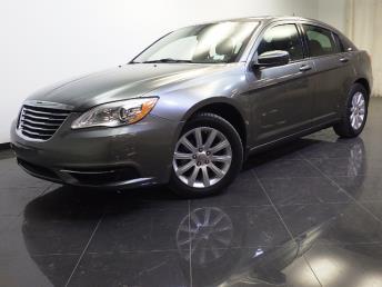 2013 Chrysler 200 - 1240019678
