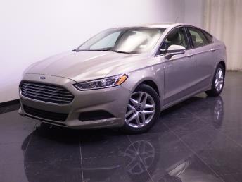 2015 Ford Fusion - 1240019739