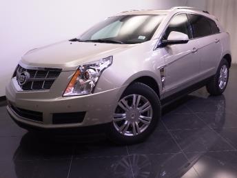2010 Cadillac SRX - 1240019749